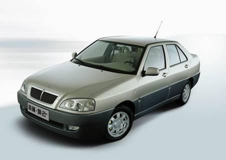 老将:奇瑞旗云 老当益壮-细数自主汽车品牌经济型轿车3员猛将高清图片