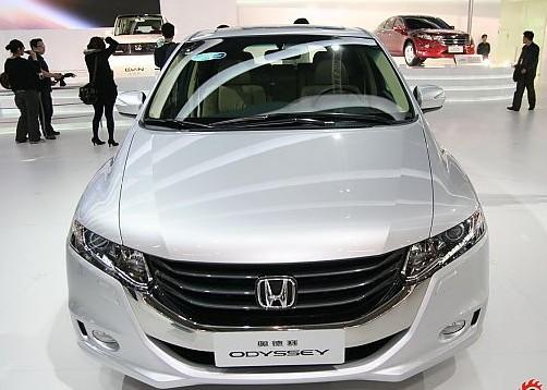 广本和东本召回76万辆雅阁 奥德赛等车高清图片